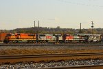 Locomotives in NS Avondale Yard